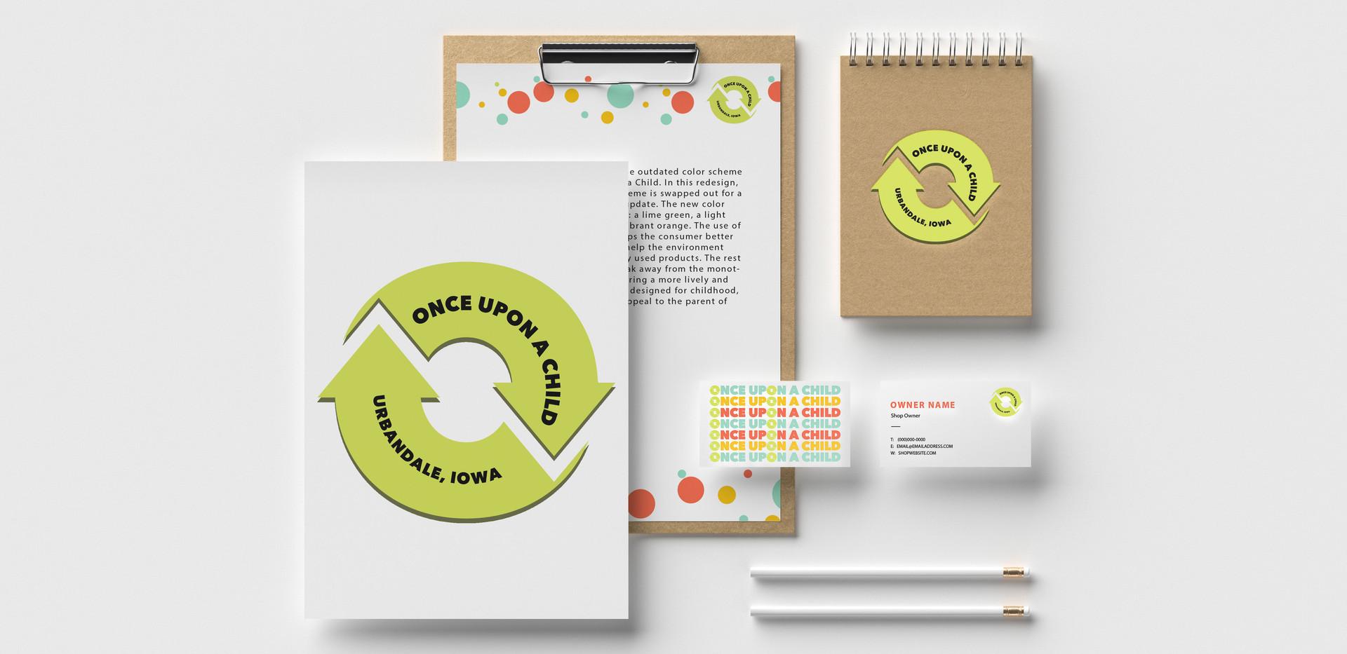 OUAC Re-Branding Mockup