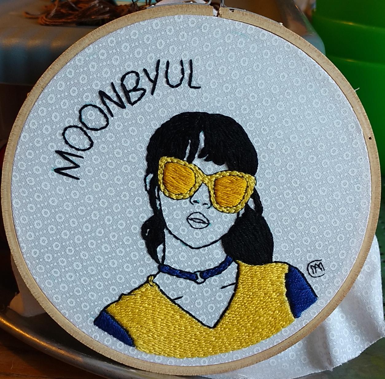 Moonbyul (Mamamoo)