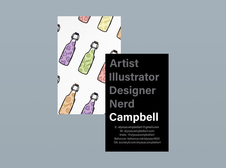 Business Card Design 2