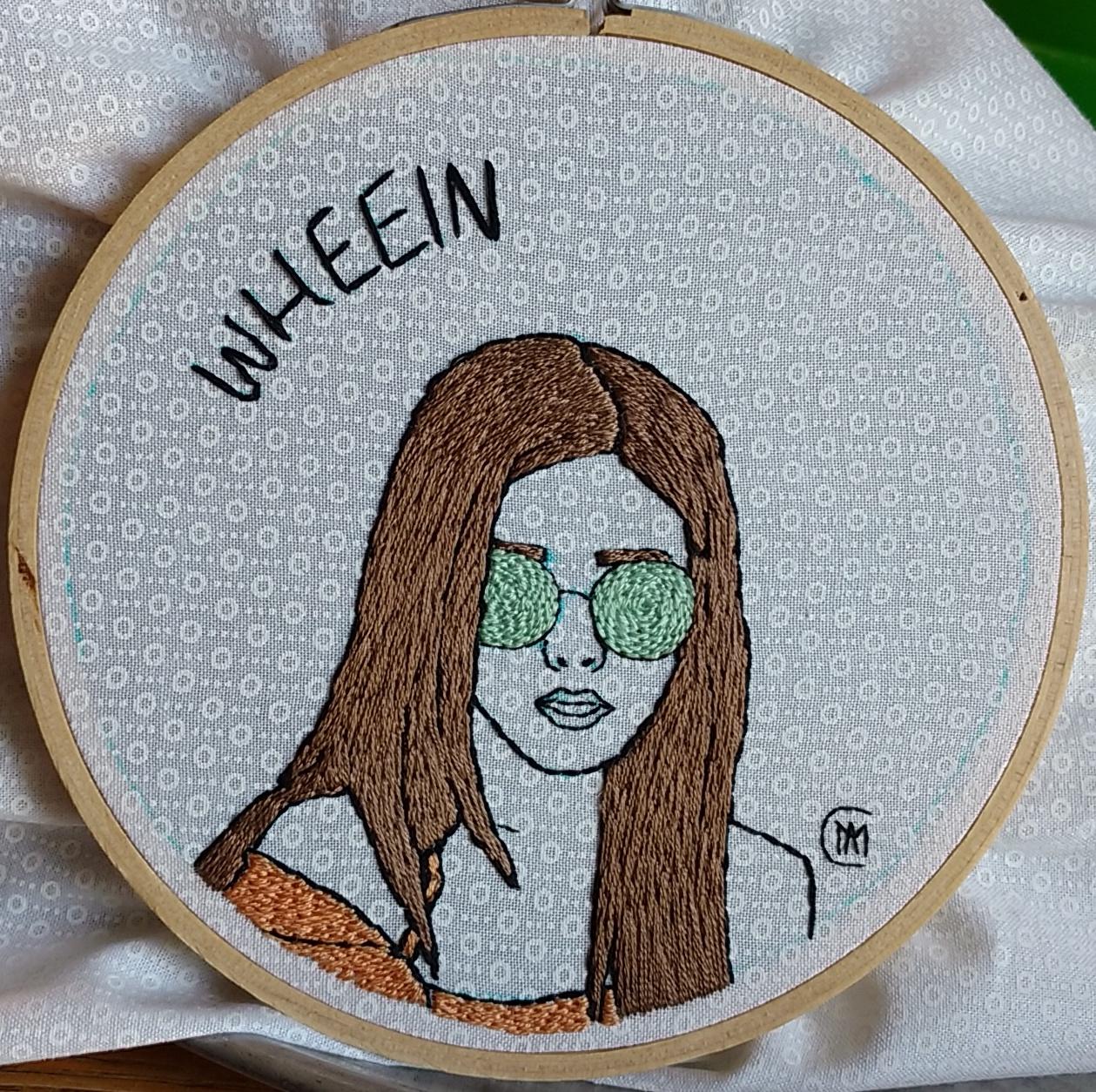 Wheein (Mamamoo)