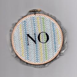 No: Fishbone