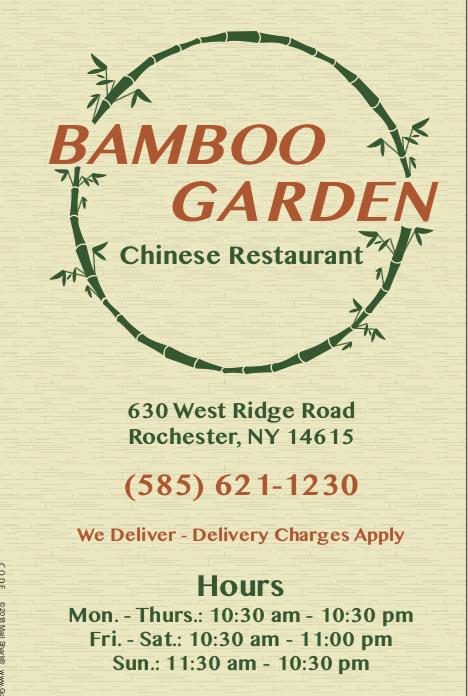 Bamboo Garden Detail 1