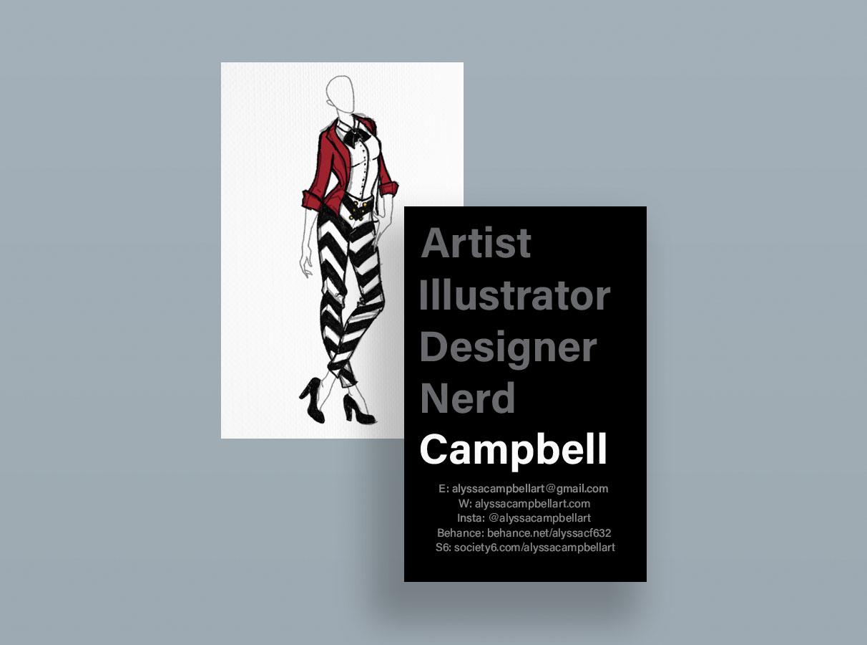 Business Card Design 3