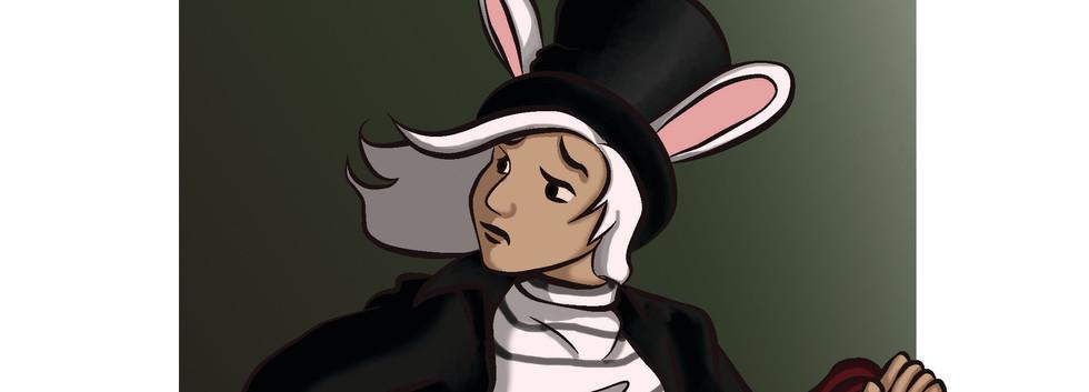 White Rabbit Redesign Version 1