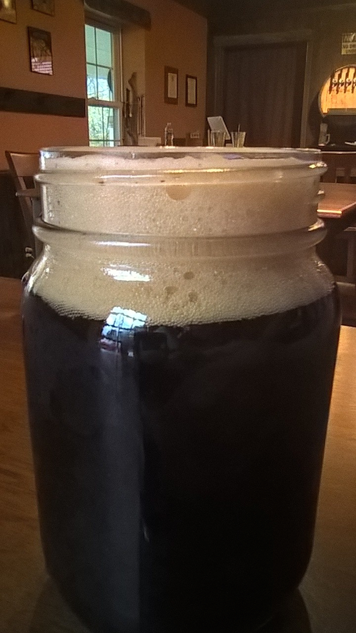 Ginger Chocolate Porter