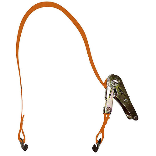 BK-100-2 Front Tire Strap ONLY