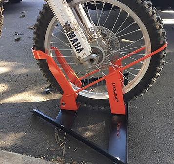 BK-100 Deluxe Wheel Chock