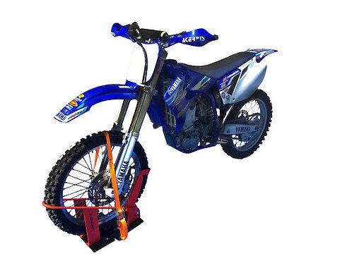 Lock 'N Load BK-500 Dirt Bike Wheel Choc