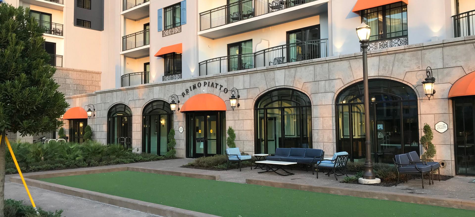 THEMED HOTEL