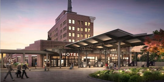 Hilton Boutique Hotel to open this Fall in Memphis