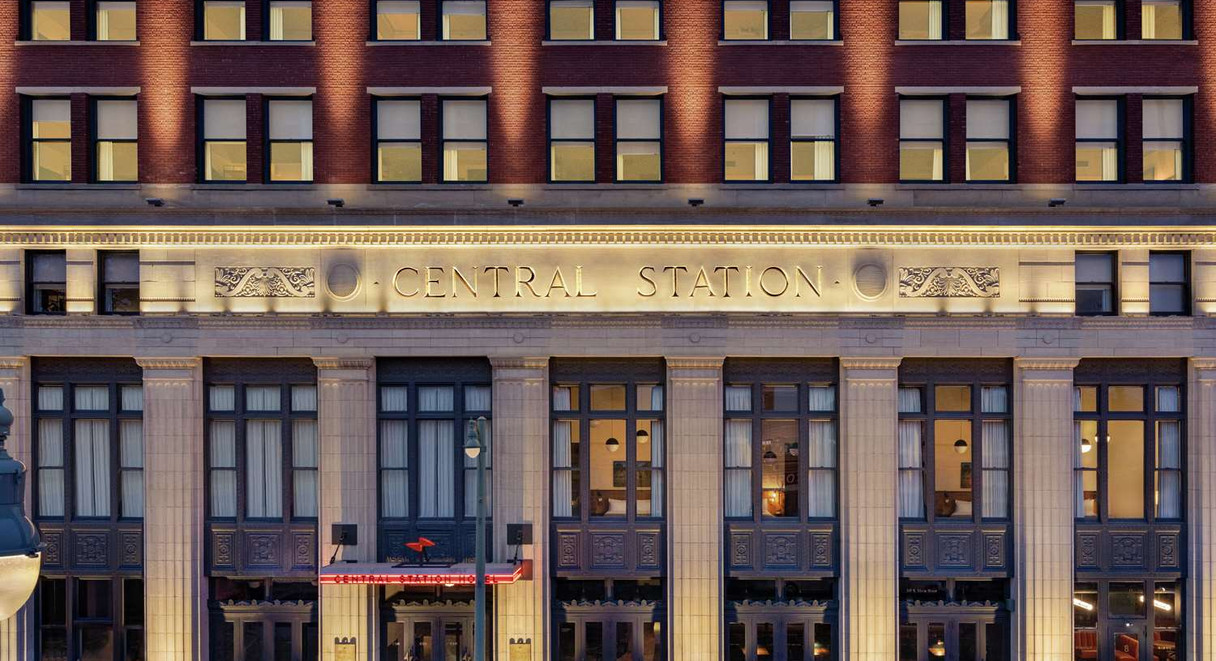 CENTRAL STATION HOTEL