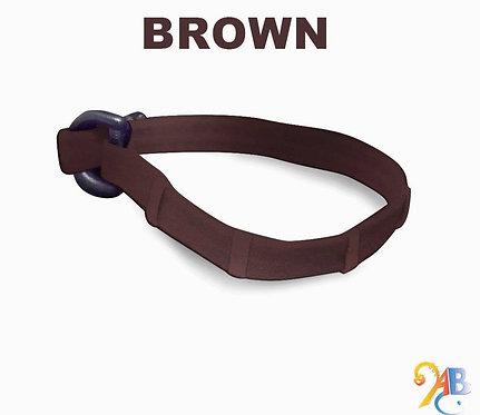 """""""All Brown"""" Adjustdabands"""
