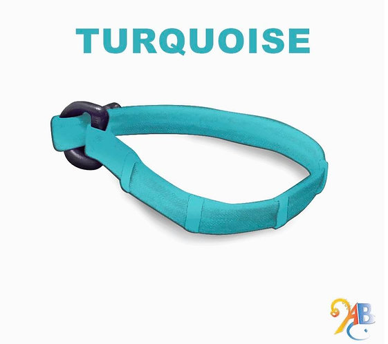 """All Turquoise"" Adjustdabands"