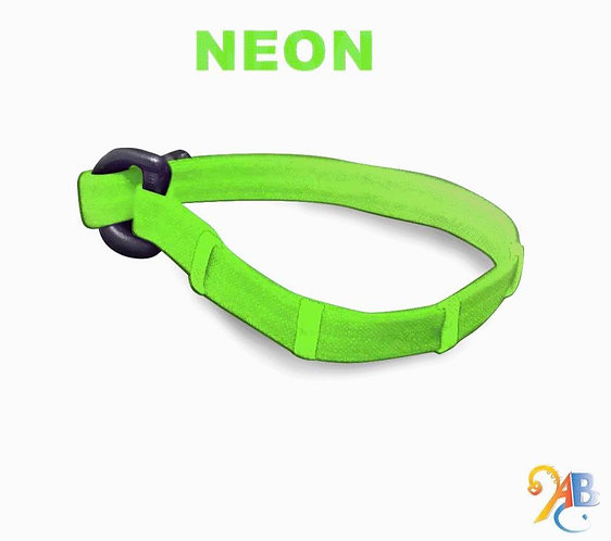 """All Neon Green"" Adjustdabands"