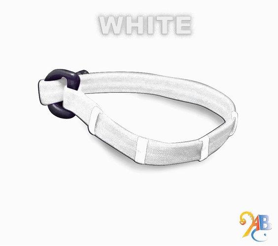 """""""All White/Ivory"""" Adjustdabands"""
