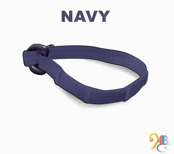 """All Navy Blue"" Adjustdabands"