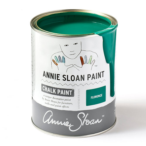 Annie Sloan Chalk Paint Florence at Source for the Goose