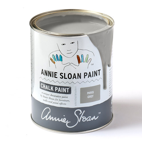 Purchase Paris Grey Chalk Paint in Devon