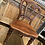 Pretty Mahogany Chair, vintage and secondhand furniture at Source for the Goose, Devon