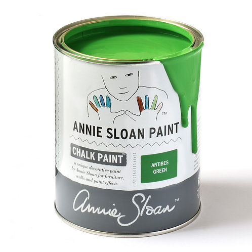 Chalk Paint in Antibes Green available at Source for the Goose
