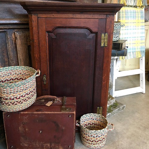 Victorian Corner Cupboard, antiques and secondhand furniture at Source for the Goose, Devon