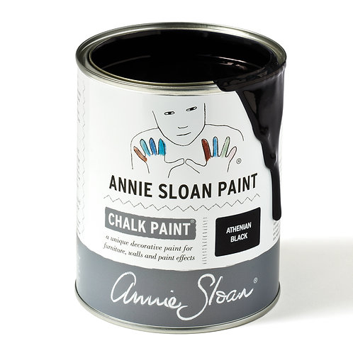 Athenian Black Chalk Paint available to buy in Devon