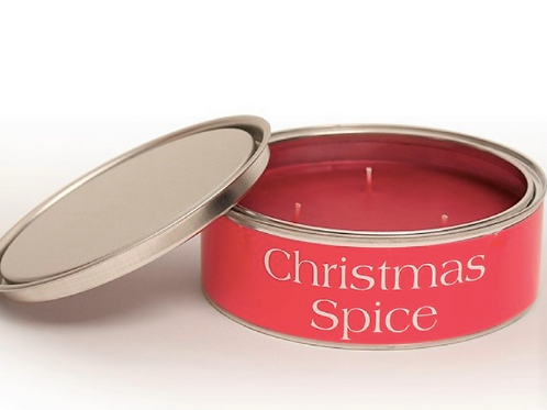 Christmas Spice Pintail Candle, scented british made candle at Source for the Goose, Devon