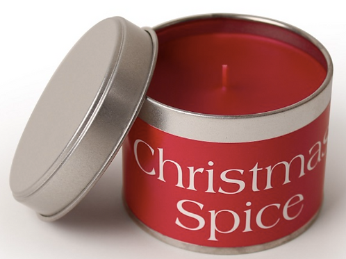Christmas Spice scented Pintail Candle, British Made Interiors at Source for the Goose