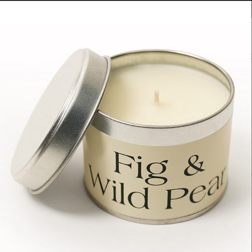 Fig and Wild Pear Coordinate Pintail Candle at Source for the Goose