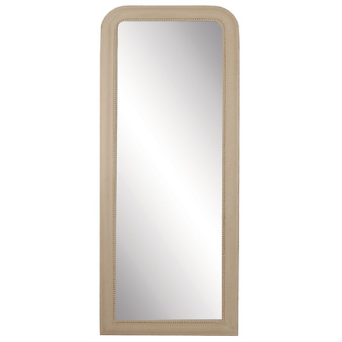 Tall Vintage Style Mirror, interiors at Source for the Goose, Devon