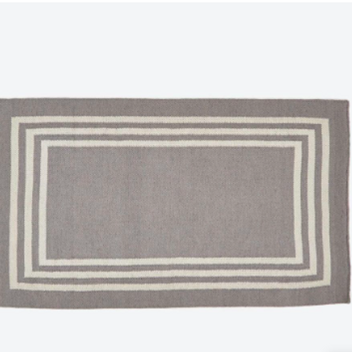 Grey Maxime French Style Rug