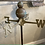 Antique Copper Weather Vane with directional arms