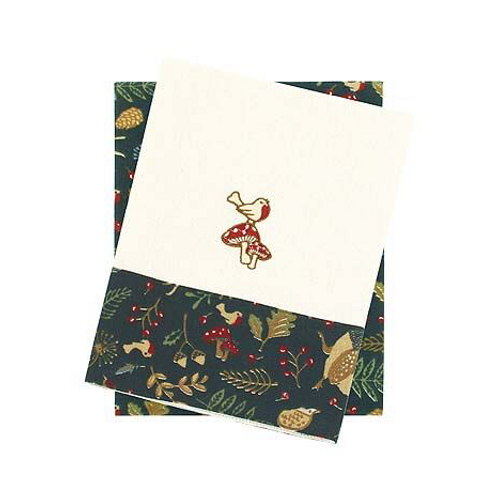 Enchanted Forest Teatowel Set by Waltons of Yorkshire