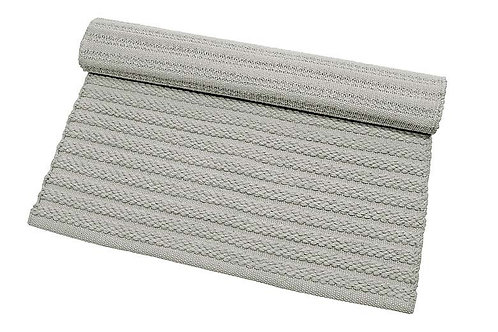 Taupe Grey Rope Rug, Waltons of Yorkshire homewares at Source for the Goose, Devon
