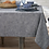 Waltons of Yorkshire Flint Blue Chambray Tablecloth at Source for the Goose