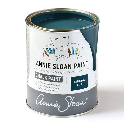 Deep Green/Blue Aubusson Chalk Paint at Source for the Goose