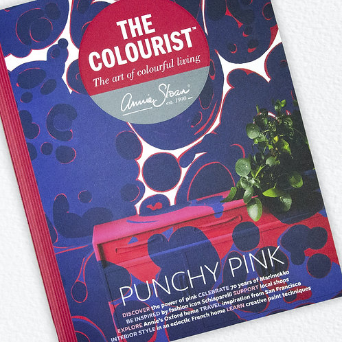 Annie Sloan The Colourist Issue 6, to buy at Source for the Goose, Devon