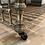 Thumbnail: Edwardian Brass 5 Foot Bed