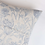 Flora Dove Cushion in Blue/Grey, cushions and interiors at Source for the Goose, Devon