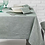 Moss Green Chambray Cotton Tablecloth, homewares at Source for the Goose, South Molton, Devon