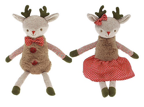 Mrs Woodland Fawn, festive interiors at Source for the Goose