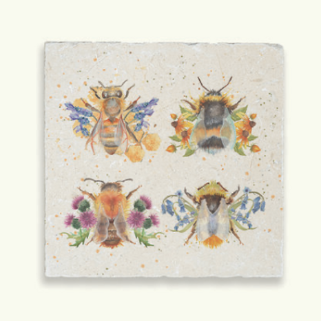 Kate of Kensington British Collection - Bees Trivet