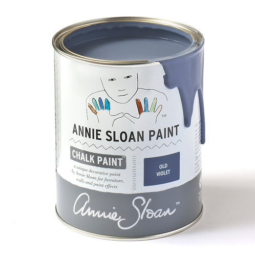 Old Violet Annie Sloan Chalk Paint at Source for the Goose, South Molton, Devon