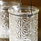 Hanging Etched Glass Tealight Holder, tea lights and lanterns at Source for the Goose