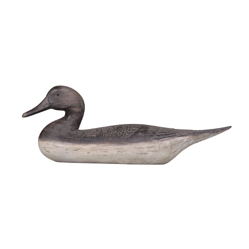 Vintage Style Decoy Duck, interiors at Source for the Goose, Devon