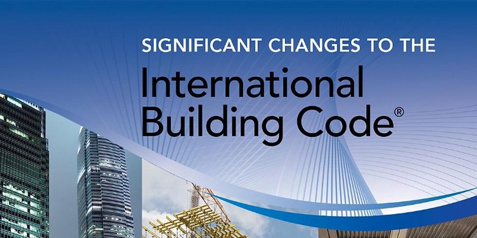 2012-2018 IBC Update