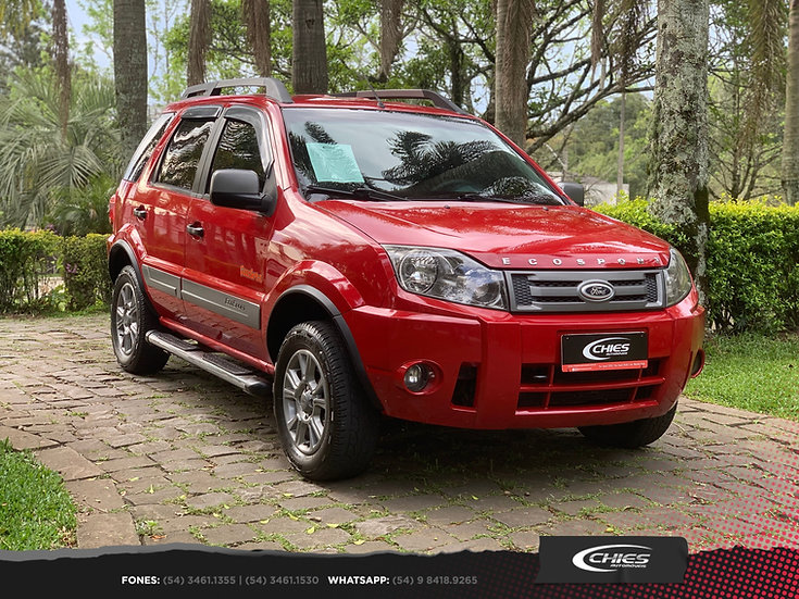 Ford / Ecosport Freestyle 1.6