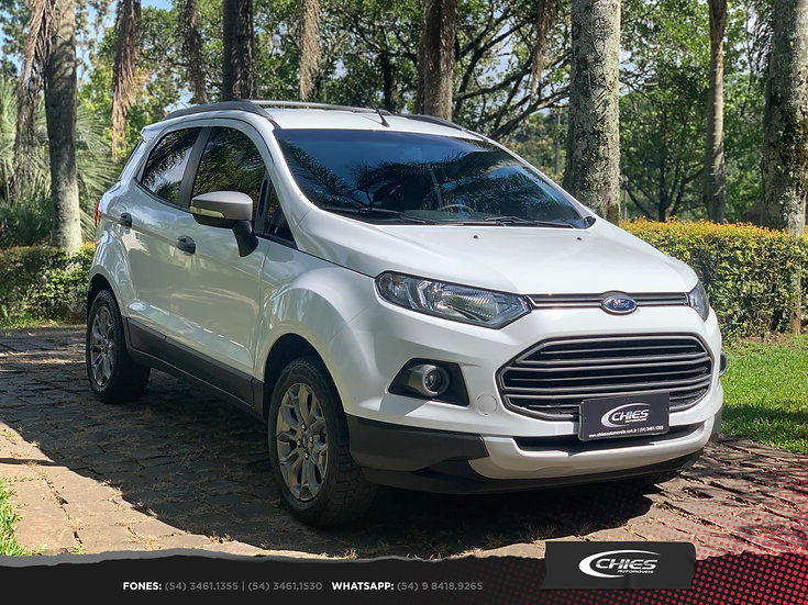 Ford / Ecosport Freestyle 2.0