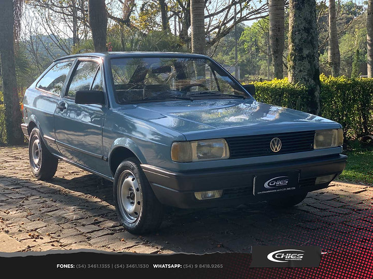 Volkswagen/ Gol 1000 CHT