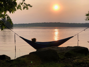 Camping at Point Folly - Bantam, CT